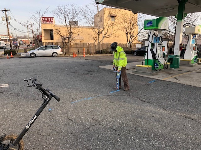 Our Services   NJ Ground Penetrating Radar & Utility Locating